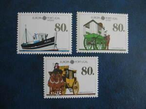 Y1, CEPT-Europa, Einzellwerte, PORTUGAL-AZOREN-MADEIRA 1988, Postfrisch/MNH/**