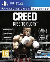Creed Rise to Glory - PS4 PS5 - Boxing Fighting Sony - NEW - Region Free