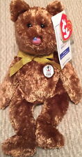 TY BEANIE BABY CHAMPION Bear USA 2002 FIFA World Cup Soccer MWMT Plush Bean Bag!