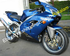For Kawasaki Ninja ZX-9R 00 01 ZX9R ZX 9R Blue Black Bodywork Motorcycle Fairing