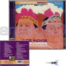 "LOS INDIOS TABAJARAS ""I GRANDI SUCCESSI ORIGINALI"" 2 CD"