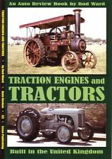 Book - Traction Engines & Tractors built in UK - A-Z Makes - Fordson Ferguson