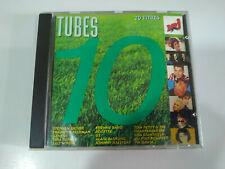 Tubes 10 - 20 Titres GENESIS Lenny Kravitz ROXETTE U2 Omd Renaud 1992 CD - 2T