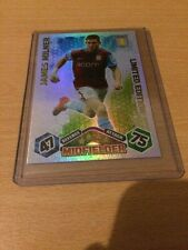 MATCH ATTAX EXTRA 2009/10 JAMES MILNER LIMITED EDITION VERY RARE PACKET FRESH