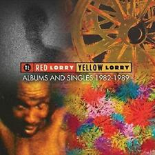 Red Lorry Yellow Lorry - Albums And Singles 1982-1989 (NEW 4CD)