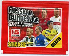 topps PENNY FUSSBALL BUNDESLIGA Offizielle Sticker 2014/5 bis 10 Stück aussuchen