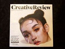 RARE Unread Creative Review 2015 Music Issue FKA Twigs Art Design Magazine Book