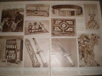 Photo article the treasure hoard of Hermann Goring 1945 ref AP