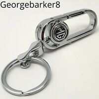 MG keyring key ring fob cover case holder keychain blank with box