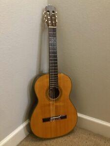 Takamine EC-128 Classical Rosewood Acoustic Guitar! Vintage 1987!