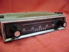 Autoradio voxson am anni 60