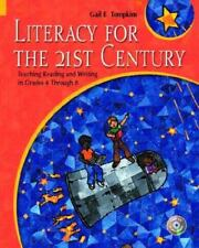 Literacy for the 21st Century:Teaching Reading and Writing in Grades 4-8 VG