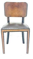sedia da collezione deco anni 50 vintage modernariato 4 disponibili