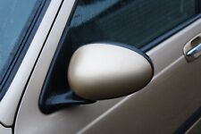 ROVER 45 SERIES GOLD LEFT HAND SIDE MANUAL WING MIRROR