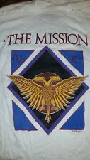 THE MISSION UK 1988 Children Play U.S. Tour vintage licensed t-shirt XXXL NEW
