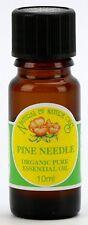 Natural by Nature aceites-aceite de aguja de pino-Orgánico - 10ml