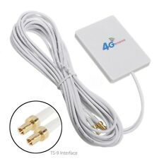 LTE TS9 Antenna Booster Amplifier 28dBi Gain Signal for 4G 3G WiFi Router  ED