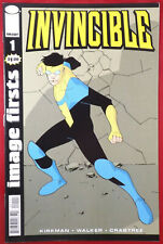 IMAGE FIRSTS INVINCIBLE #1 NM 2010 Robert Kirkman Prime Video Comics