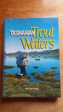 Greg French Tasmanian Trout Waters PB 2002 Australian ISBN 1865130346
