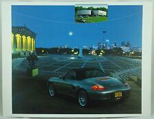 Porsche Gray Boxster S Car Photo Print Sportscar Poster