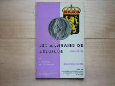 De Mey J. & Pauwels G. Les monnaies de Belgique (1790-1974) éd. 1975 (221)