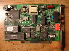 F-1114HV/R2 KB3404-03 COMPUTER MODEM W/ COM X 4 CARD