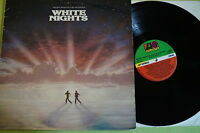Various - White Nights: Original Motion Picture Soundtrack, Vinyl, LP, vg+