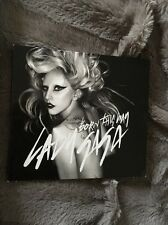 Lady Gaga Born This Way CD Single Édition Limitée Digipack 4 Titres