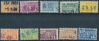 Stamp Germany Revenue WWII Fascism War Era Arbeit DAF Small Selection Used