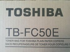 Original Toshiba TB-FC50E Resttonerbehälter
