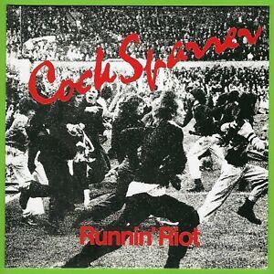 """COCK SPARRER - RUNNIN' RIOT - (Still Sealed Reissue Demo 7"""" Single) - FR 13710"""