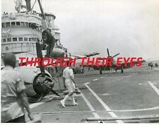 DVD SCANS SAILORS PHOTO ALBUM HMS GLORY & FLEET AIR ARM PLANES KOREAN WAR 1950's