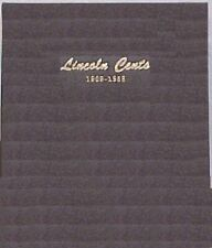 Dansco 7103 Lincoln Cents, 1909 - 1958
