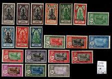 INDE : Série 85 à 104, Neufs * = Cote 21 € / Lot Timbres COLONIES