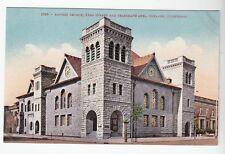 [52349] Old Postcard Baptist Church, 22nd St. & Telegraph Ave. San Francisco, Ca
