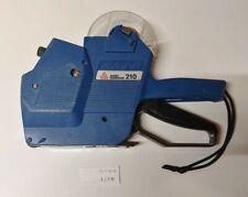 Avery Dennison 210 Hand Pricing Label Gun Machine Sato Pre-Owned