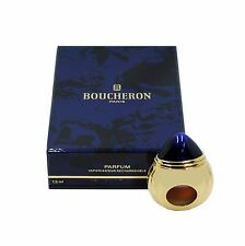 BOUCHERON BY BOUCHERON REFILLABLE PARFUM NATURAL SPRAY 7.5 ML/0.25 FL.OZ. NEW(D)