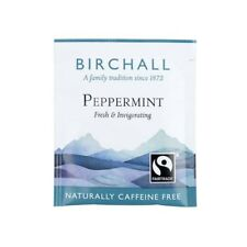 Birchall Menthe poivrée - 250 enveloppe Thé Sacs Fairtrade Qualité Vrac valeur b...