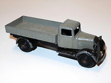DINKY TOYS 25A LORRY WAGON TYPE 4 CHASSIS 1940s MECCANO ENGLAND