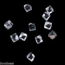 Fashionable 10pcs 3D Crystal Glitter Rhinestone Nail Decoration