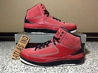 wholesale dealer 318b0 fdc50 AIR JORDAN 2 RETRO QF Candy Pack Varsity Red Nike II 1 3 4 5 11