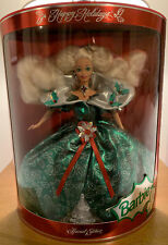 1995 MATTEL Happy Holiday BARBIE DOLL Special Edition BRAND NEW IN BOX CHRISTMAS