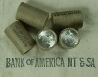 Peace Dollar Roll UNCIRCULATED $20 BU Silver Lot 1921-1935 P D S Possible dates