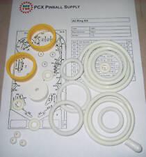1980 Stern Ali Pinball Machine Rubber Ring Kit