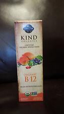 Garden of Life MYKind Organics  B-12  Vegan Methylcobalamin  140 Servings vegan