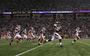 {24 inches X 36 inches} Adrian Peterson Poster #8 - Free Shipping!