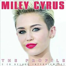 MILEY CYRUS-THE PROFILE (2CD) CD NEW