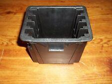 95-98 CHEVY GMC TRUCK PICKUP CENTER CONSOLE CD HOLDER SILVERADO SUBURBAN TAHOE