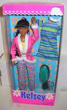 #7213 NRFB Vintage Kid Kore Kelsey African American Fashion Doll