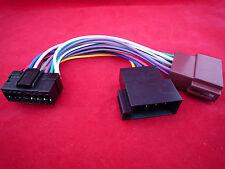 SONY 16 PIN ISO MEX BT3600U BT3800U BT2900 BT3900U WIRING HARNESS LEAD CABLE